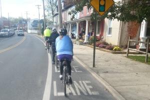 Touring the Hub City Bike Loop in Hagerstown